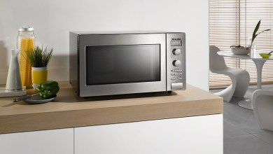 buying microwave