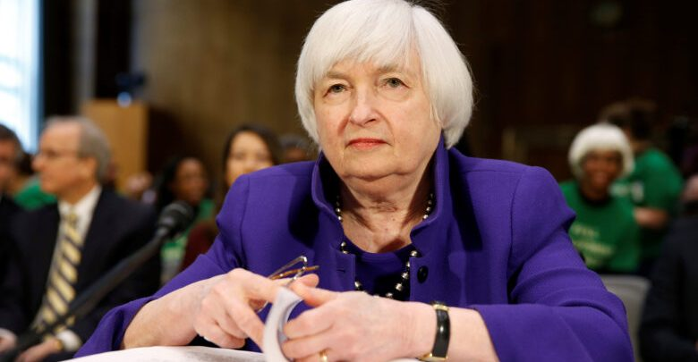 joe biden eyes former fed chair janet yellen for treasury secretary arbiterz joe biden eyes former fed chair janet