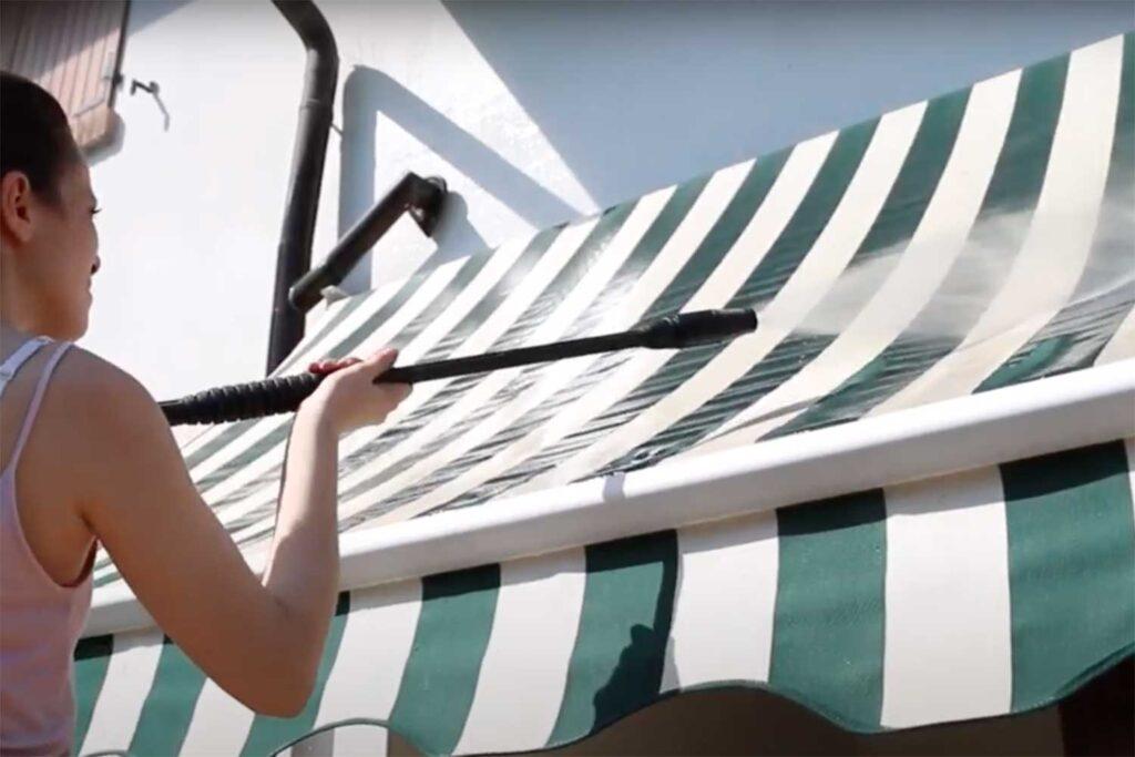 La tecnica per lavare la tenda da sole è meno complessa di quanto pensi: Come Fare Il Lavaggio Delle Tende Da Sole Ar Blue Clean