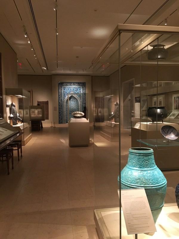 Islamic Art Section Metropolitan Museum Of York