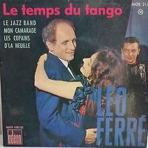 le temps du tango ferré