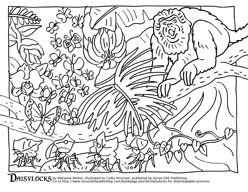 Soil Colouring Pages Sketch Coloring Page