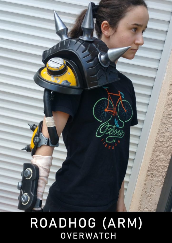 <span style='font-size:15px;'>Roadhog</span><br><span style='font-size:13px;'>Overwatch</span>