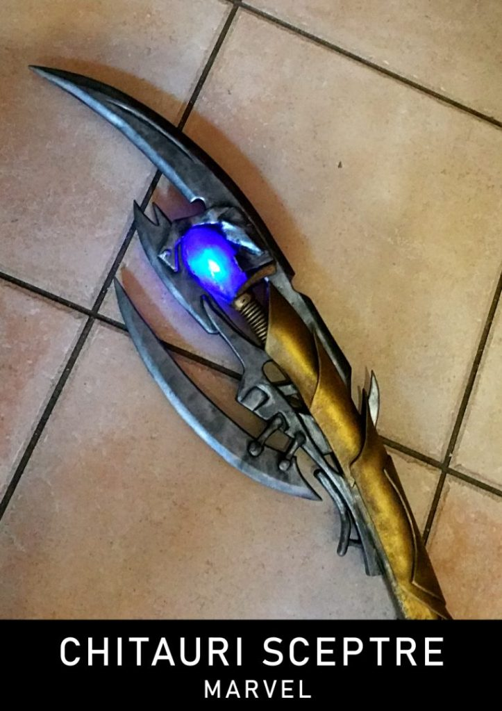 Chitauri sceptre (Marvel)