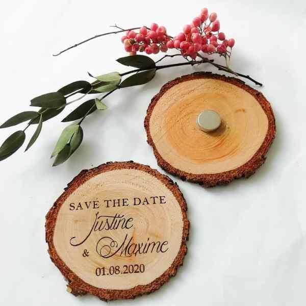 Magnet mariage Bohème