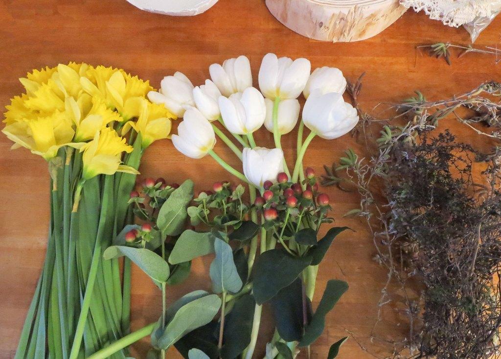 fournitures art floral