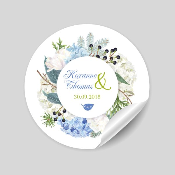 stickers collection hortense