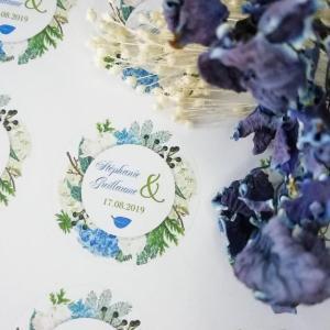 stickers mariage Hortense