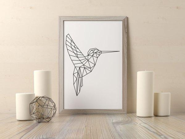 affiche oiseau à télécharger