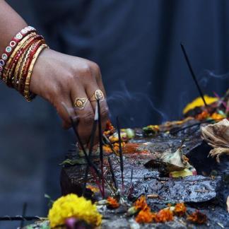 Encens de l'Inde