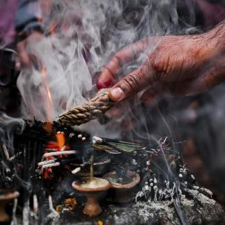 Encens du Népal et Tibet