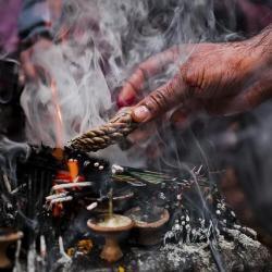Encens Népalais
