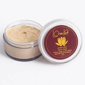 """Crème ayurvédique""""Golden Lotus Nectar Royal"""""""