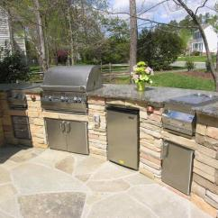 Grills For Outdoor Kitchens Marble Top Round Kitchen Table Wow Factor Omaha Landscaping Company