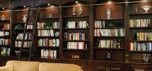 Home Library Designs Shelves