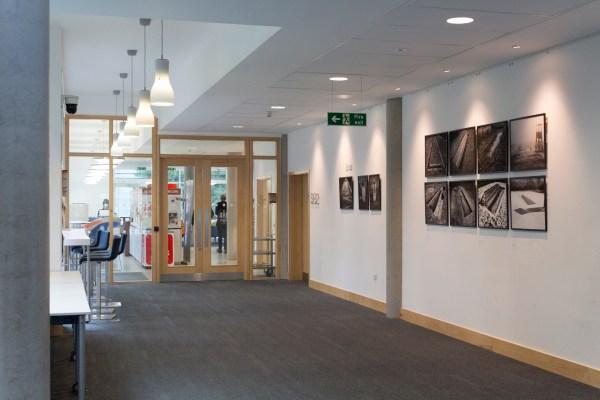 Exhibition Space Art Alison Richard Building