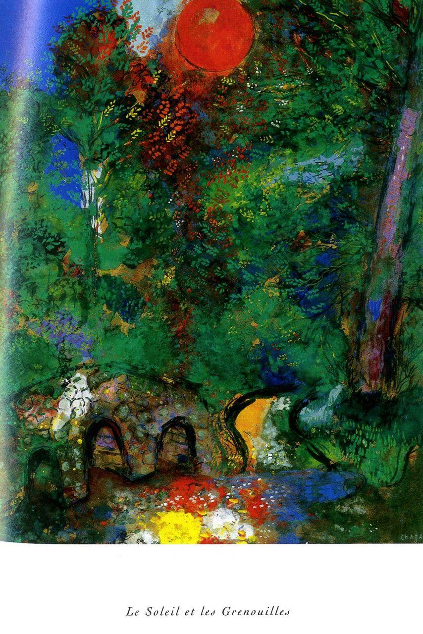 Le Soleil Et Les Grenouilles : soleil, grenouilles, SOLEIL, GRENOUILLES, (Jean, Fontaine), Arbrealettres