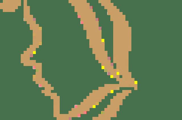 Biarritz océan hauteur rochers