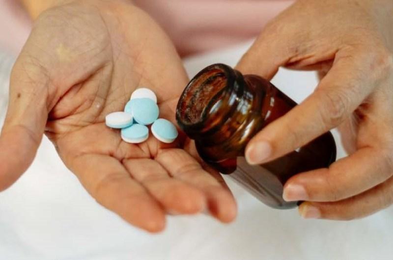 feuille Lilas jardin automne