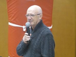 Regards croisés sur le climat - Beaulieu 2015 : Pierre Plumerey Philosophe, conférencier et animateur de «Rencontres avec la philosophie» à Aspères (Gard).