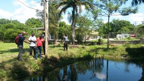 Expérimentation autour de la pisciculture.