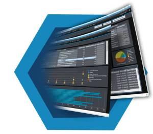 IBM Cognos Dashboard