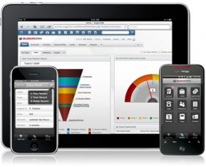 IBM Cognos on iPad 3