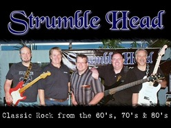Strumble head band photo