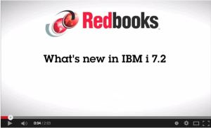 What's new in IBM i 7.2