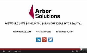 Welcome to Arbor Solutions – Video