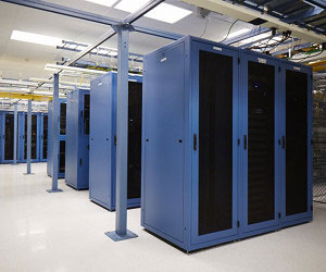 Network Provider Expands Data Centers