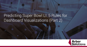 Predicting Super Bowl LI: 5 Rules for Dashboard Visualizations (Part 2)