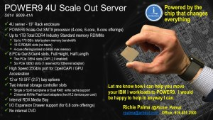 IBM i and POWER9: Extreme Stability with Massive Scalability