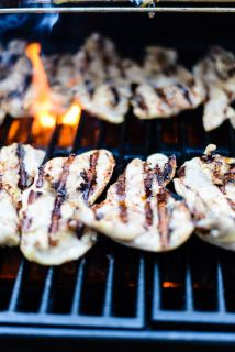 Grilled Chicken Thighs Recipe-9