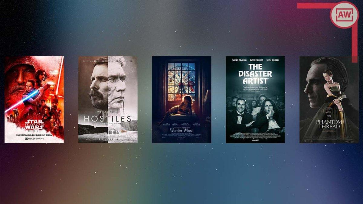 لعشاق السينما.. إليكم قائمة بأبرز الافلام المرتقبة القادمة في شهر ديسمبر 2017