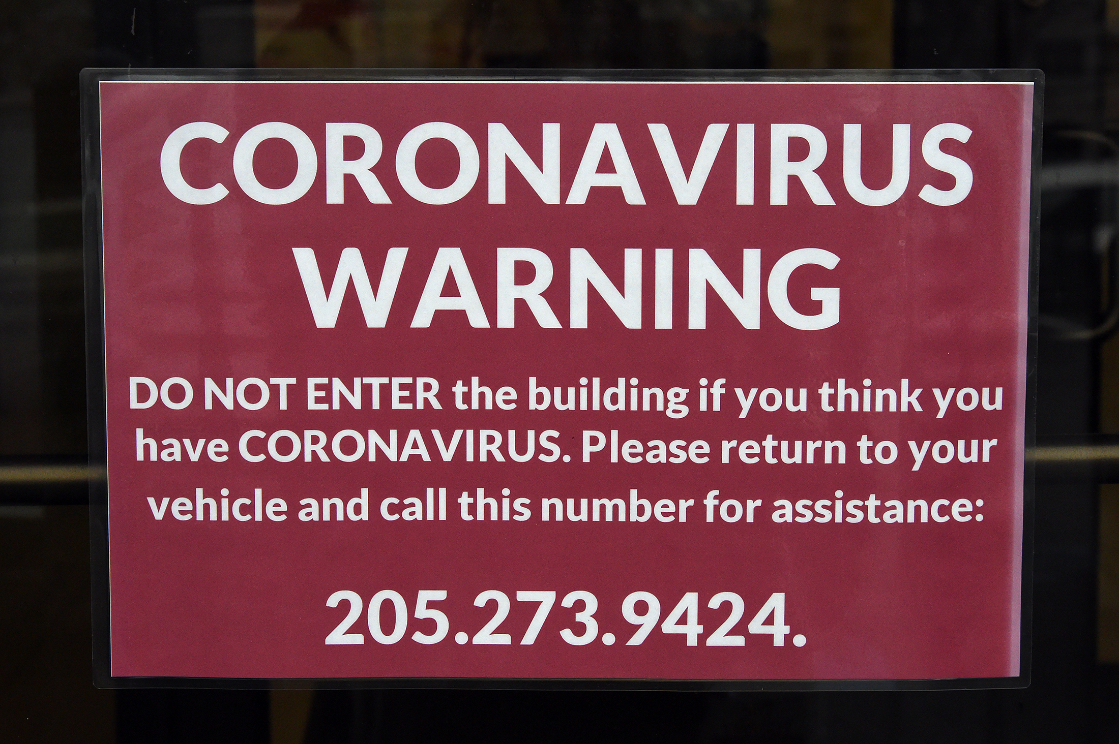 Coronavirus cases in Alabama now at 29; 17 in Jefferson County ...