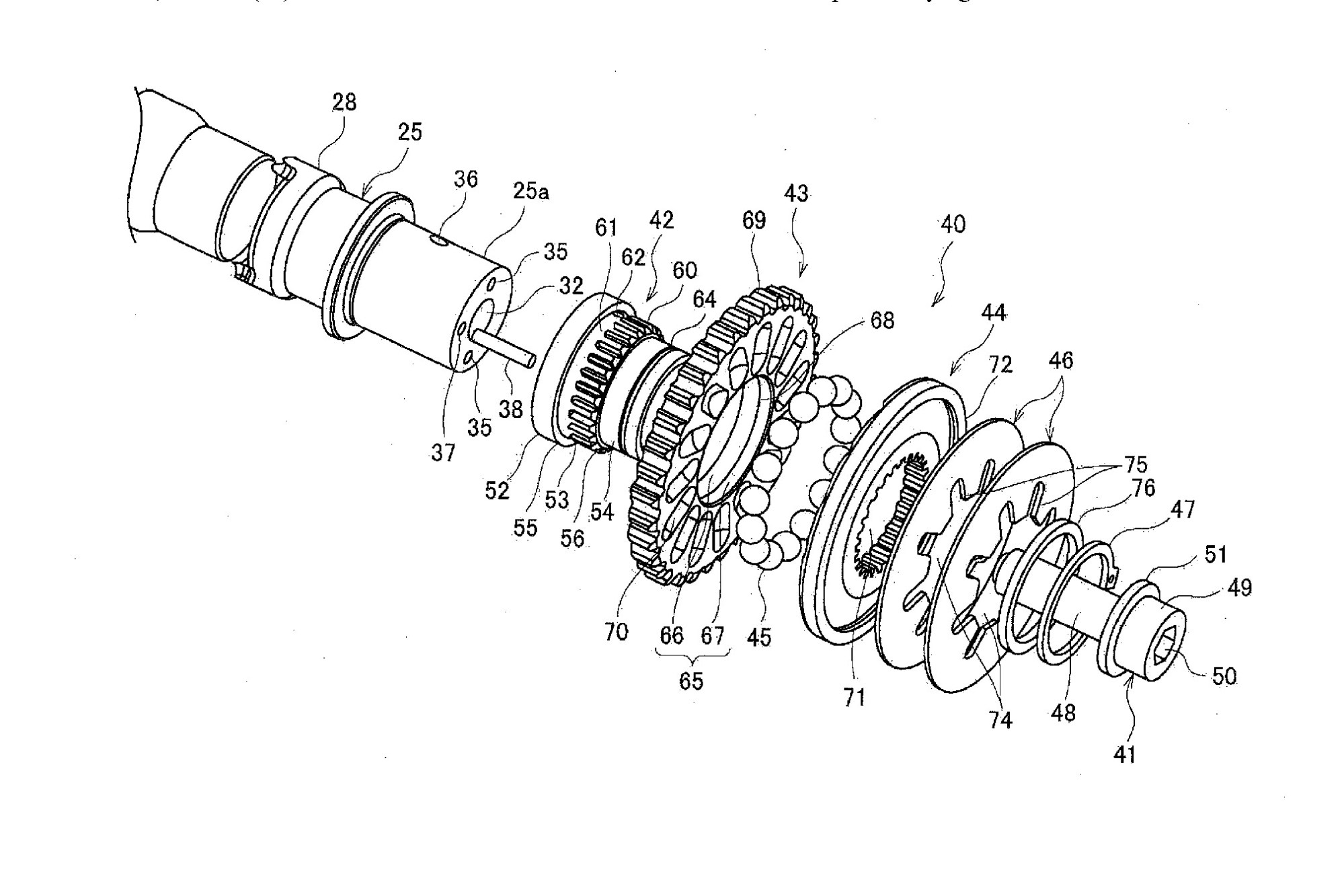 hight resolution of racing engine camshaft diagram