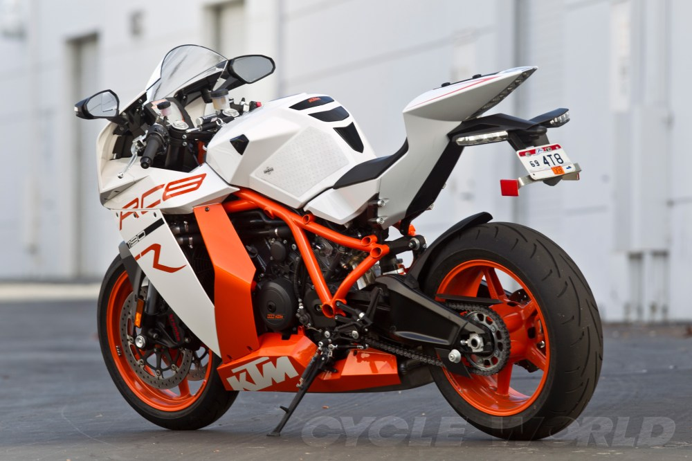 medium resolution of ktm rc8 r ten bikes with soul and character cycle world feature cycle world