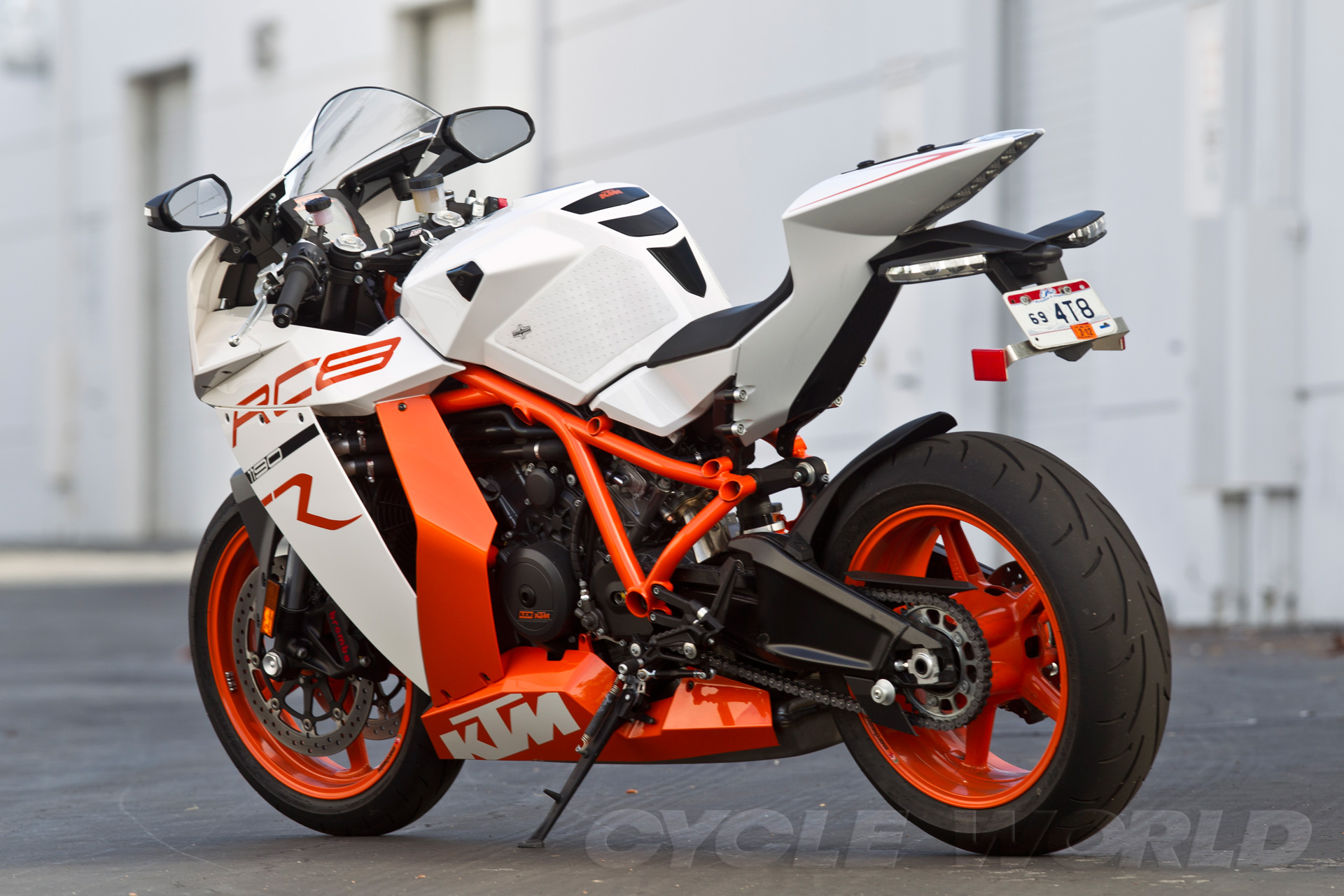 hight resolution of ktm rc8 r ten bikes with soul and character cycle world feature cycle world
