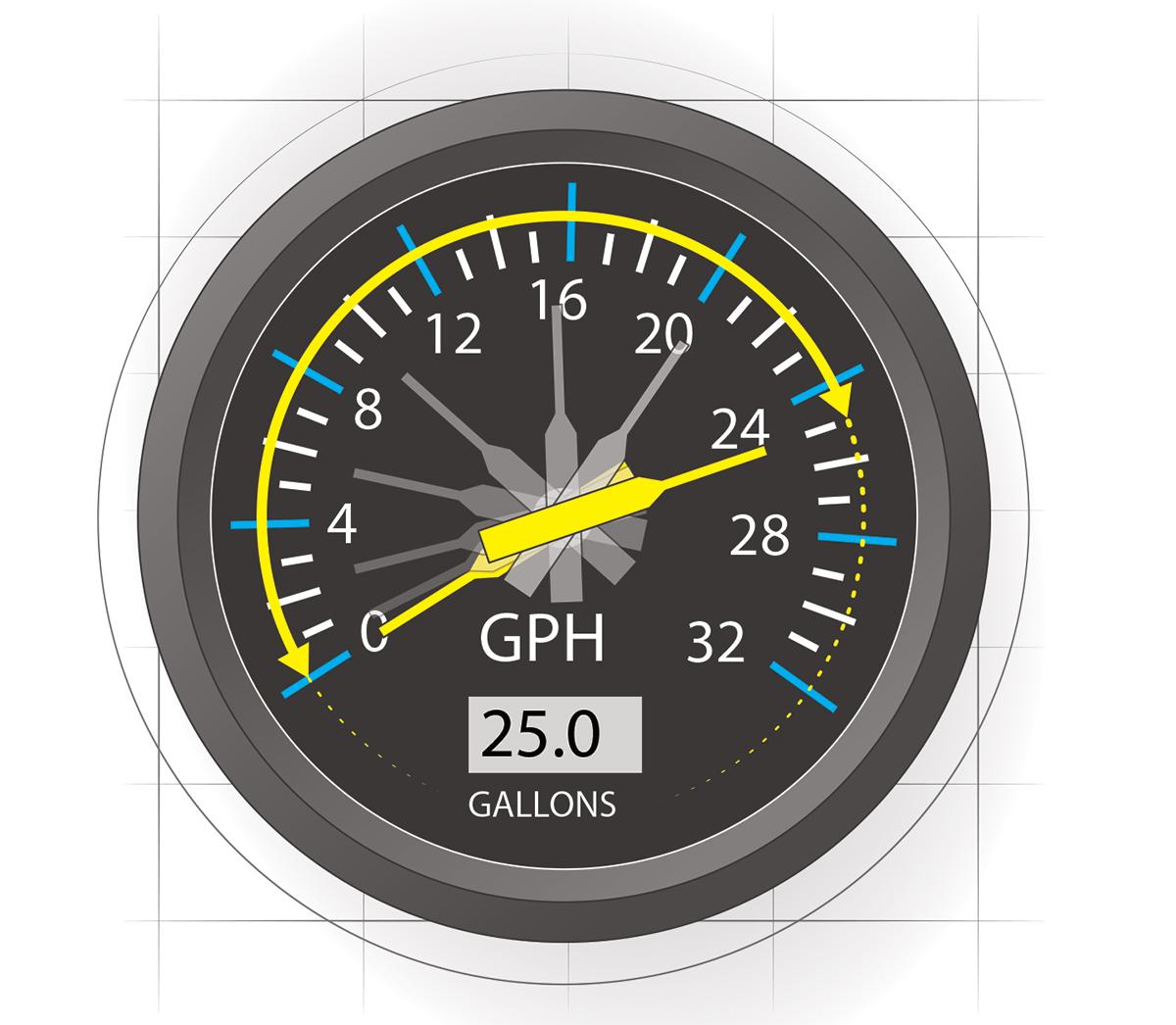 hight resolution of yamaha fuel management sensor