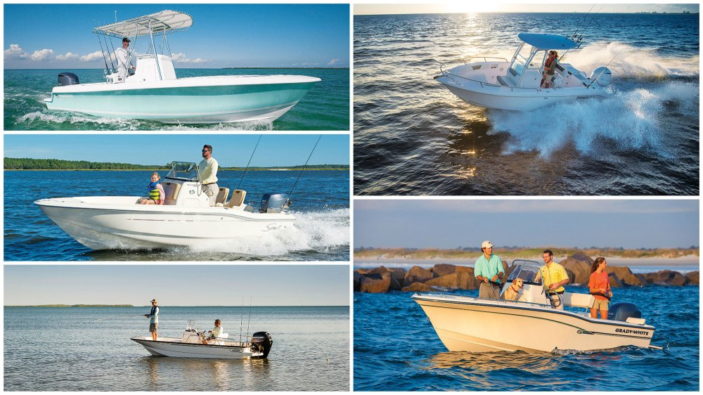 medium resolution of 5 best center console boats for new boaters