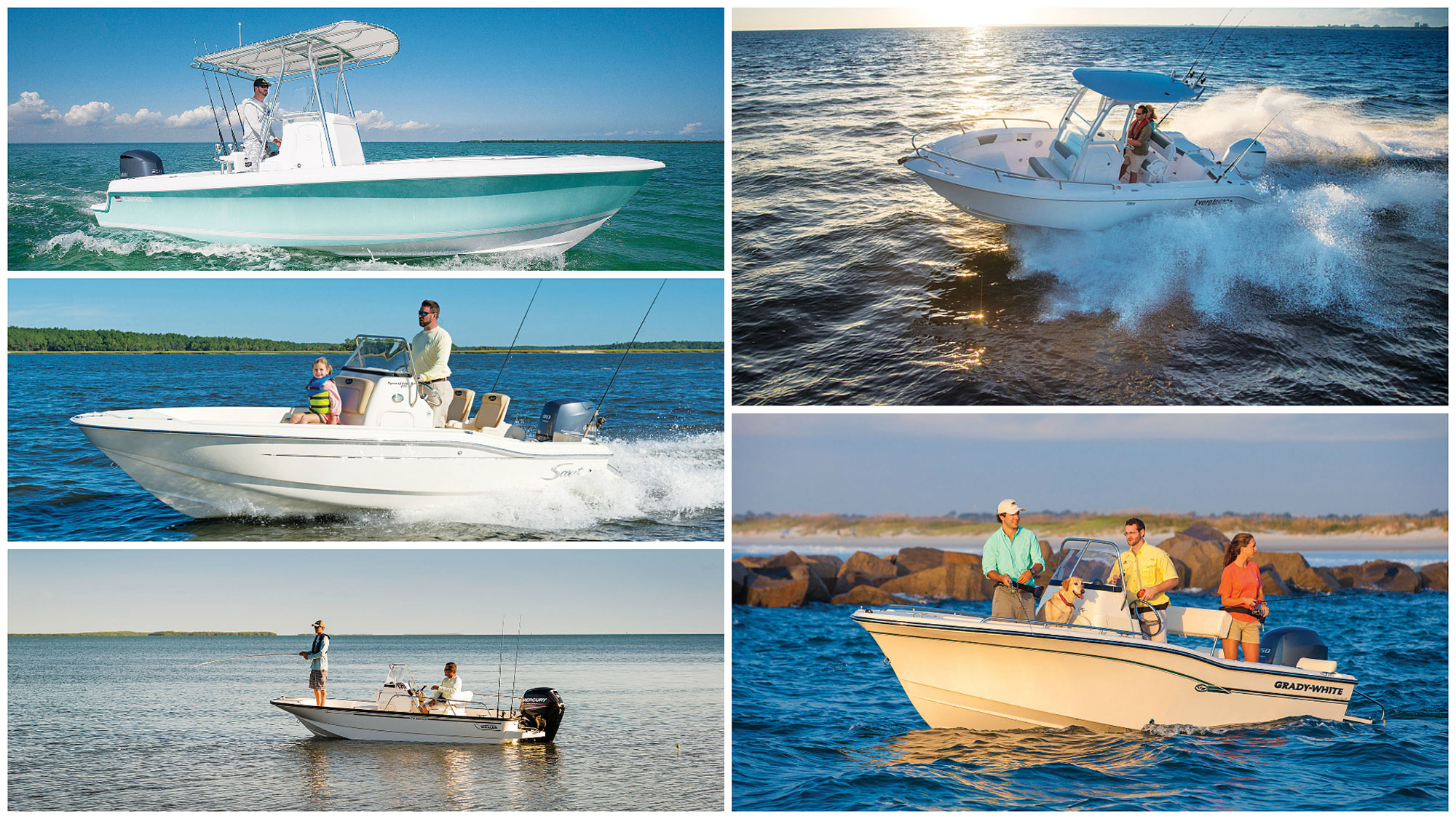 hight resolution of 5 best center console boats for new boaters