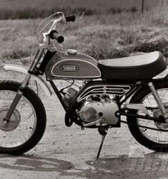 cycle world flashback 1971 yamaha jti mini enduro [ 1920 x 1280 Pixel ]