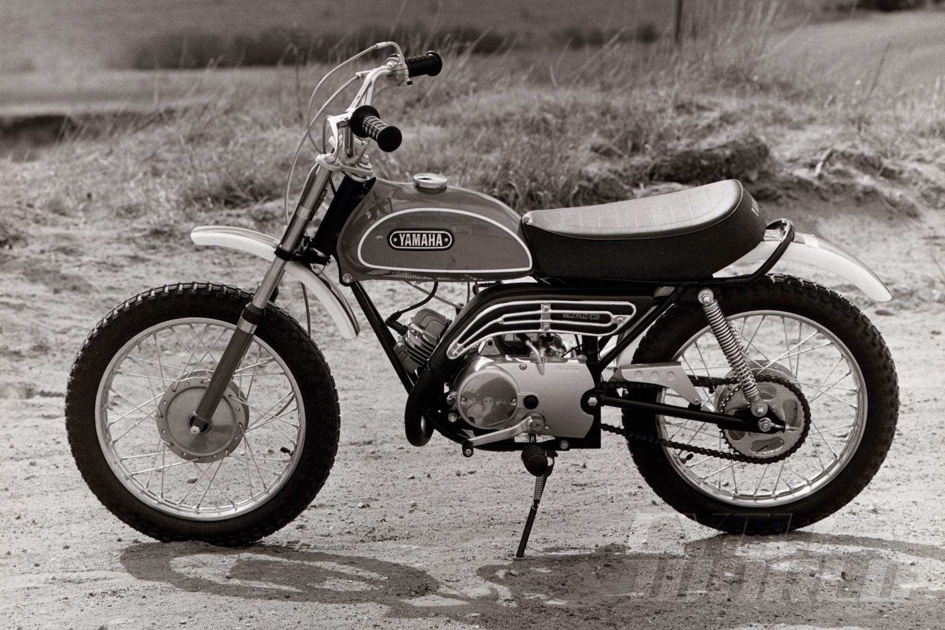 hight resolution of cycle world flashback 1971 yamaha jti mini enduro