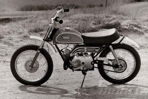 small resolution of cycle world flashback 1971 yamaha jti mini enduro