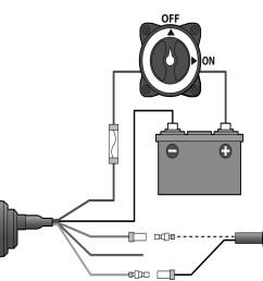 boat kill switch wiring diagram [ 1862 x 1308 Pixel ]