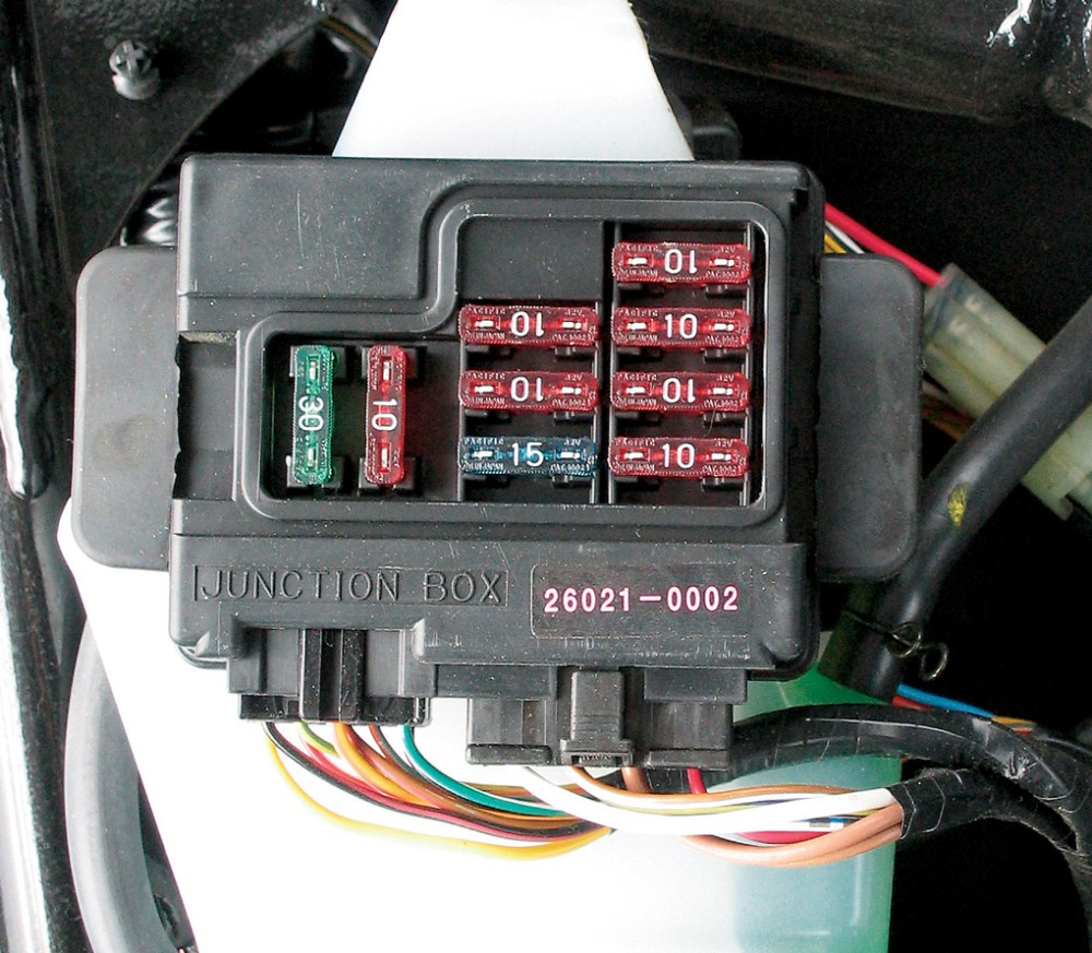 medium resolution of how to install electrical accessories on a motorcycle motorcycle cruiser