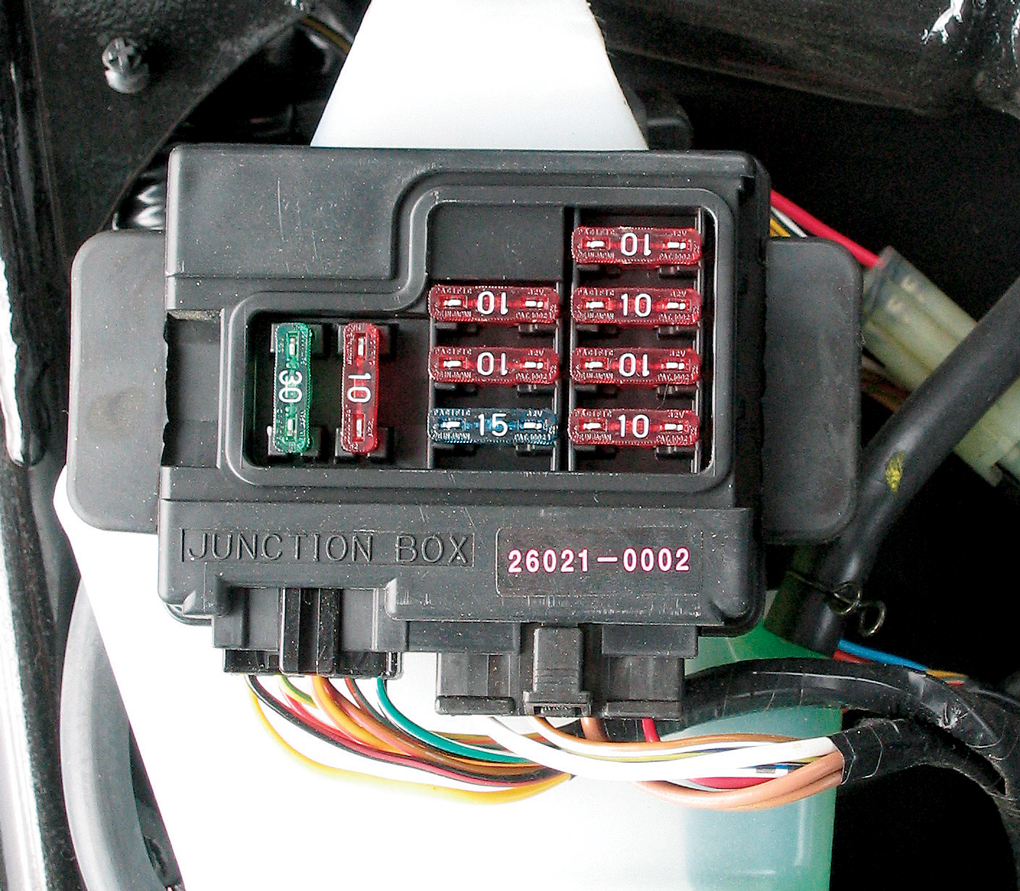 hight resolution of how to install electrical accessories on a motorcycle motorcycle cruiser