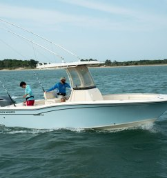20 best center console fishing boats 26 feet and under sport fishing magazine [ 2000 x 1333 Pixel ]