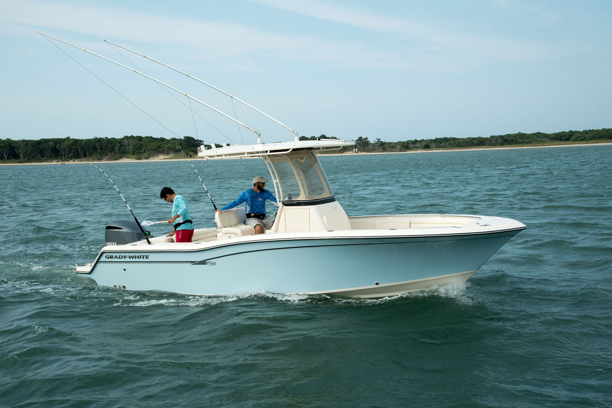 hight resolution of 20 best center console fishing boats 26 feet and under sport fishing magazine